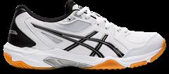 Asics Gel Rocket 10 Women's Shoe (White/Black)