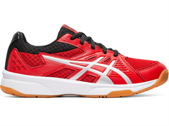 Asics Gel Upcourt 3 GS Junior Shoe (Classic Red/Silver)