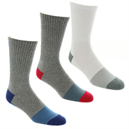 Asics Unisex Training Crew Socks (3 Pack)