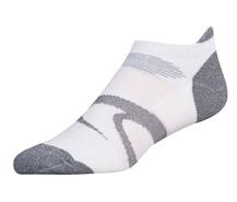 Asics Intensity Single Tab Running Socks (White 3 Pack)
