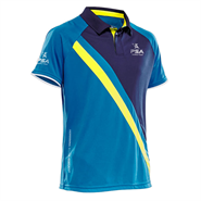 Salming PSA Performance Polo 2.0 (Blue)