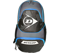 NEW Dunlop Performance Backpack (Black/Blue)