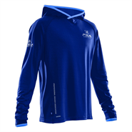 Salming PSA Lightweight Hood (PSA Blue)