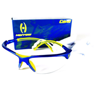 NEW Harrow Covet Eyewear (Metallic Blue/Yellow)