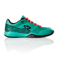 Salming Viper 5 Men's Shoe (Turquoise/Black)