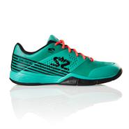 Salming Viper 5 Men's Shoe (Turquoise/Black)