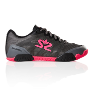 Salming Hawk Women's Shoe (GunMetal/Pink)