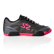 Salming Hawk Women's Shoe (GunMetal/Pink)