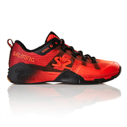 Salming Kobra 2 Men's Shoe (Lava Red/Black)