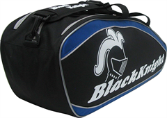 Black Knight Raquet Bag (Black/Blue)