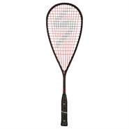 NEW Salming PowerRay Squash Racquet (Black)