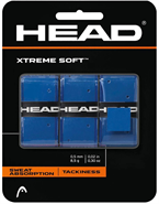 Head XtremeSoft Overgrips Blue