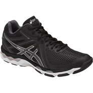 NEW Asics Gel-Netburner Ballistic MT Men's Shoe (Black/Dark Grey/White)
