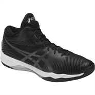 NEW Asics Volley Elite FF MT Men's Shoe (Black/Dark Grey/White)