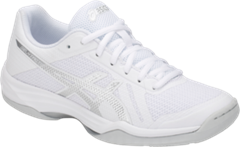 Asics Gel Tactic 2 Women's Shoe (Real White/Silver)