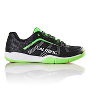 NEW Salming Adder Men's Shoe (Black/Green)