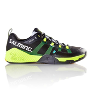 NEW Salming Kobra Men's Shoe (Black/Yellow)