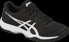 Asics Gel Tactic 2 Women's Shoe (Black/Silver/White)