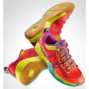 NEW Salming Kobra Women's Shoe (Diva Pink/Turquoise)