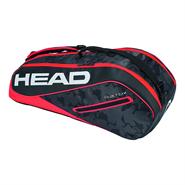 NEW Head Tour Team 6R Combi Bag (Black/Red)