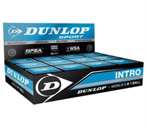 Dozen Dunlop Intro Squash Balls