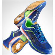 NEW 2016 Salming Viper 3.0 Men's Shoe (Royal/Gecko Green)