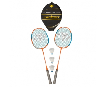 Carlton 2 Player Match Badminton Set