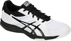 NEW Asics Gel Upcourt 3 Men's Shoe White/Black
