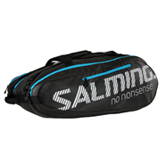 Salming Pro Tour 12 Racquet Bag (Black)