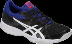 NEW Asics Gel Upcourt 3 Women's Shoe Black/White