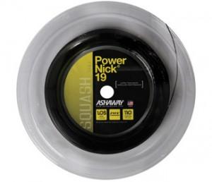 Ashaway Powernick squash string (1 reel) 19 gauge