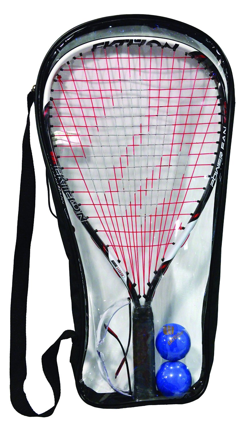 Ektelon Power Fan Revenge Racquetball Pack