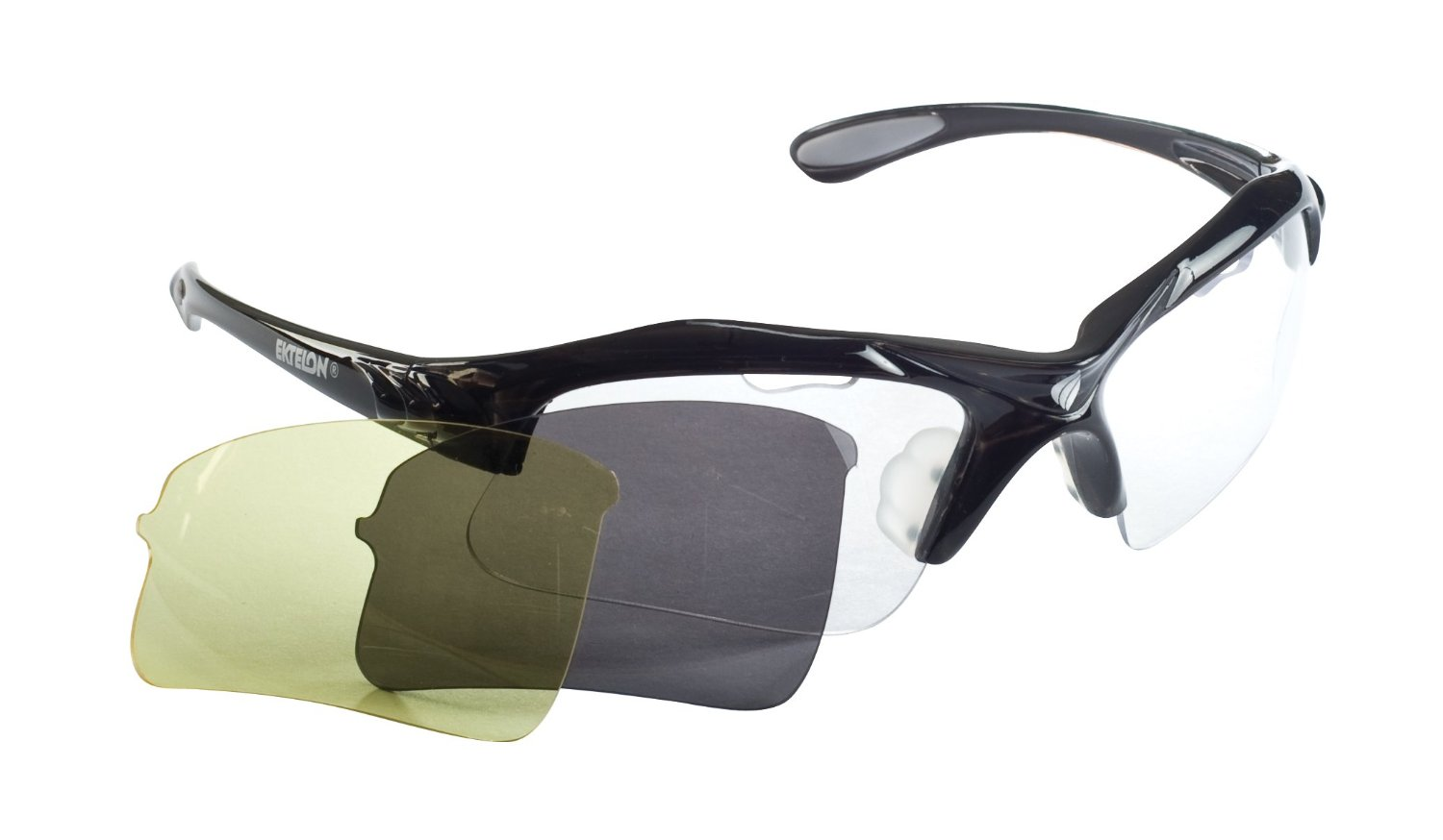Ektelon Speed Eyewear (Black)