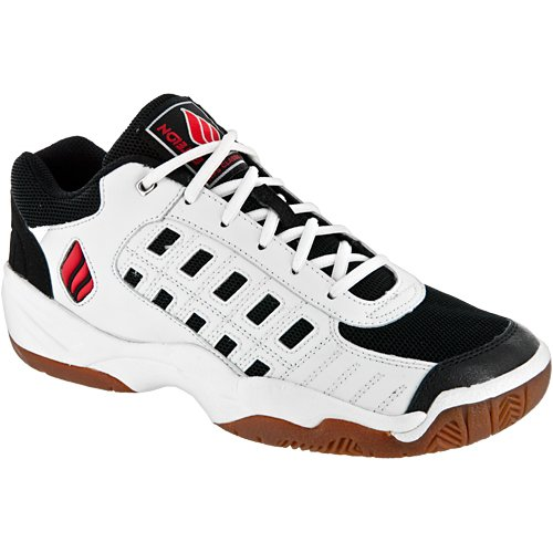 Ektelon NFS Classic II Men's Indoor Shoe (White/Black/Red)