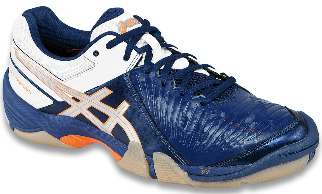 Asics Gel Domain 3 Men's Shoe (Navy/Lightning/White)
