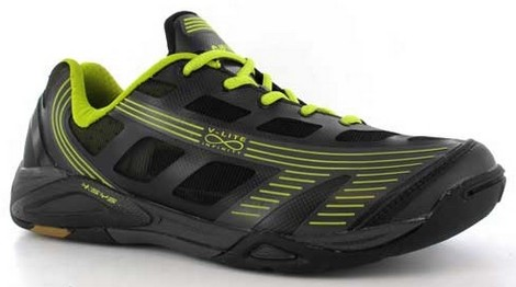 Hi-Tec Infinity Flare 4:SYS Men's Shoe (Grey/Charcoal/Lime) - ONLY SIZE 9, 11, 12 & 14 LEFT IN STOCK