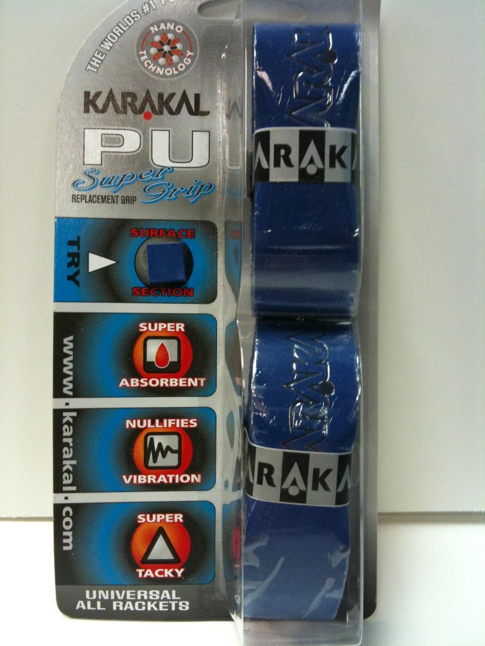 Karakal PU Super Grip (2 Pack)