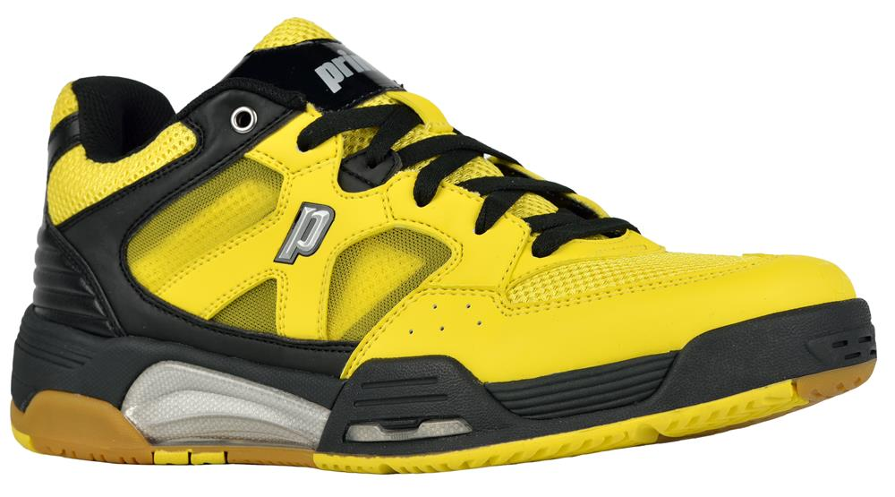 Prince NFS Attack Indoor Men's Shoe (Yellow/Black)