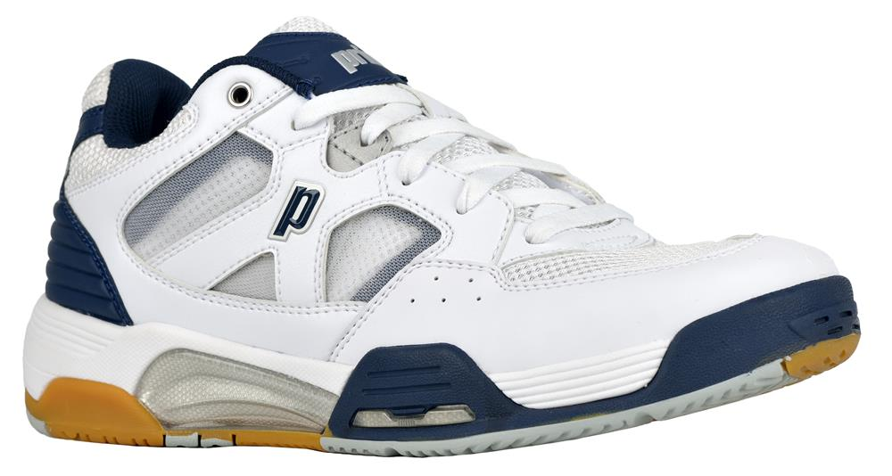 Prince NFS Attack Indoor Men's Shoe (White/Navy)