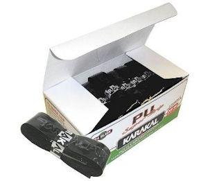 24 Karakal PU Super Grips (Black)