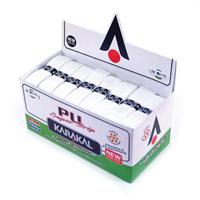 24 Karakal PU Super Grips (White)