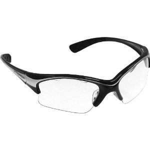 Black Knight Stiletto Eyewear (Black)